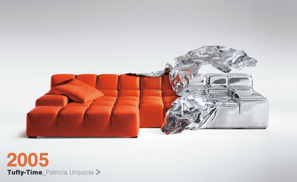B b italia un 39 industria per il design - Divano harry mondo convenienza ...